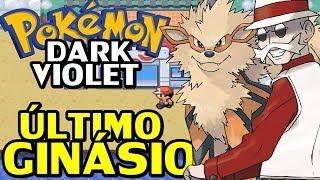 Pokémon Dark Violet (Detonado Hack Rom - Parte 20) - Último Ginásio!