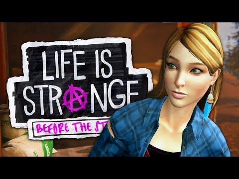 WHO IS RACHEL AMBER? - Episode 1 - Life Is Strange: Before The Storm