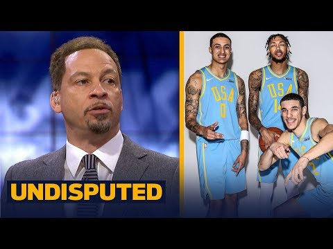 Chris Broussard on LeBron playing the waiting game with the young Lakers | NBA | UNDISPUTED