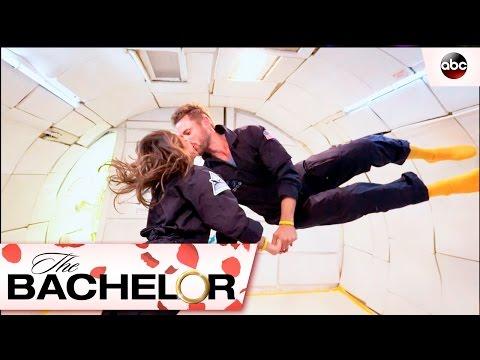 Nick and Vanessa's Zero Gravity Date - The Bachelor