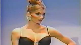 Miss Continental 1997, Swimwear Competition