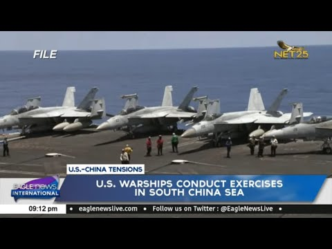 us-warships-conduct-exercises-in-south-china-sea