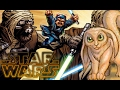 10 Jedi Who Were The Only Ones Of Their Species - Star Wars Explained
