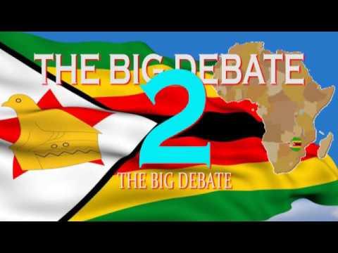ideological opposites prepare to meet in debate arena