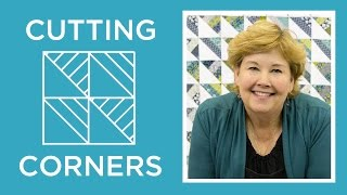 Make the Cutting Corners Quilt
