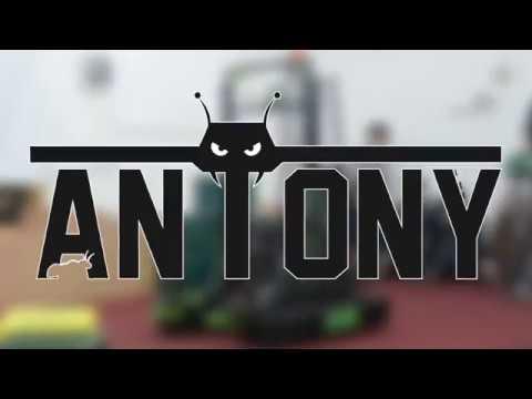 "2630 FRC Robot Reveal 2018 - ""AnTony"""