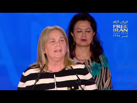 Susana Medina - Minister Of The High Court Of Justice Of Entre Rios Argentina