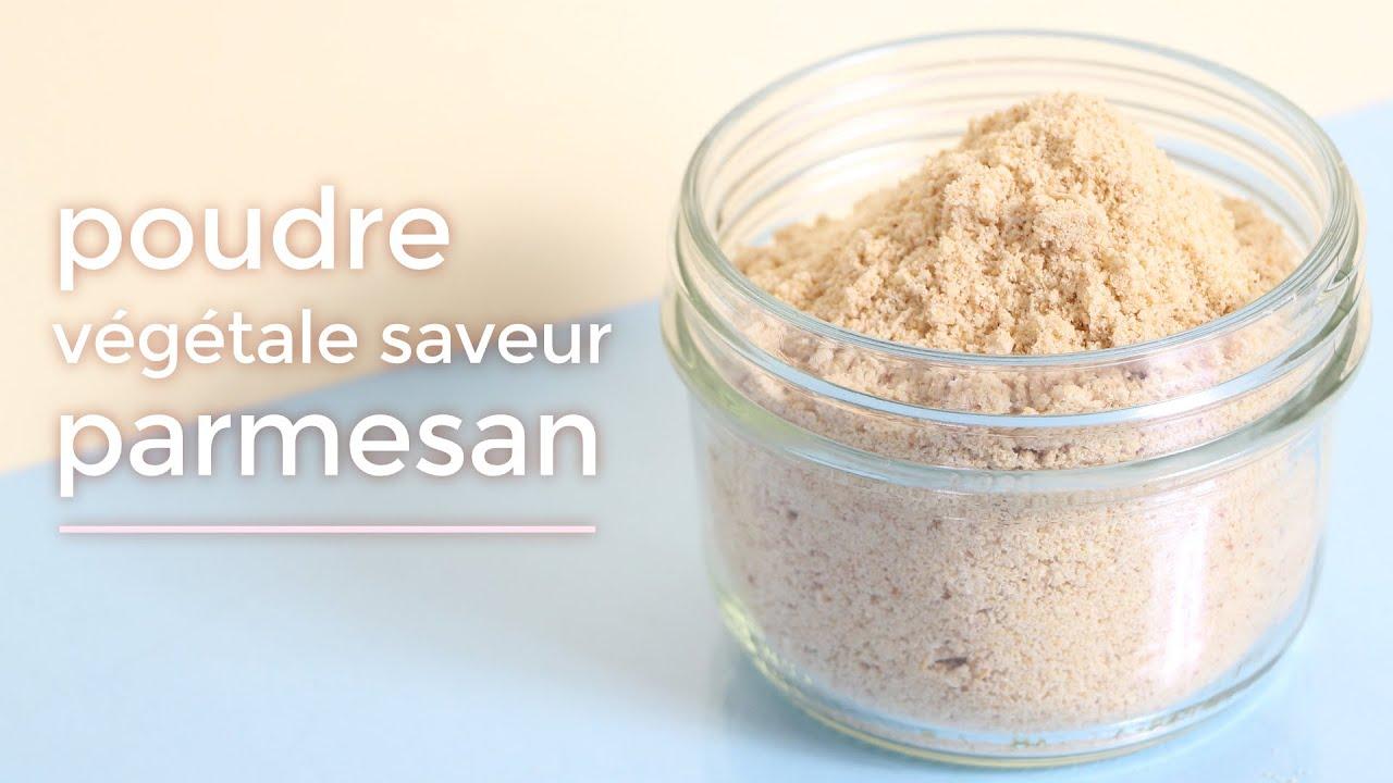 Poudre vegan saveur fromage & parmesan ⎟ Recette Delicaroom