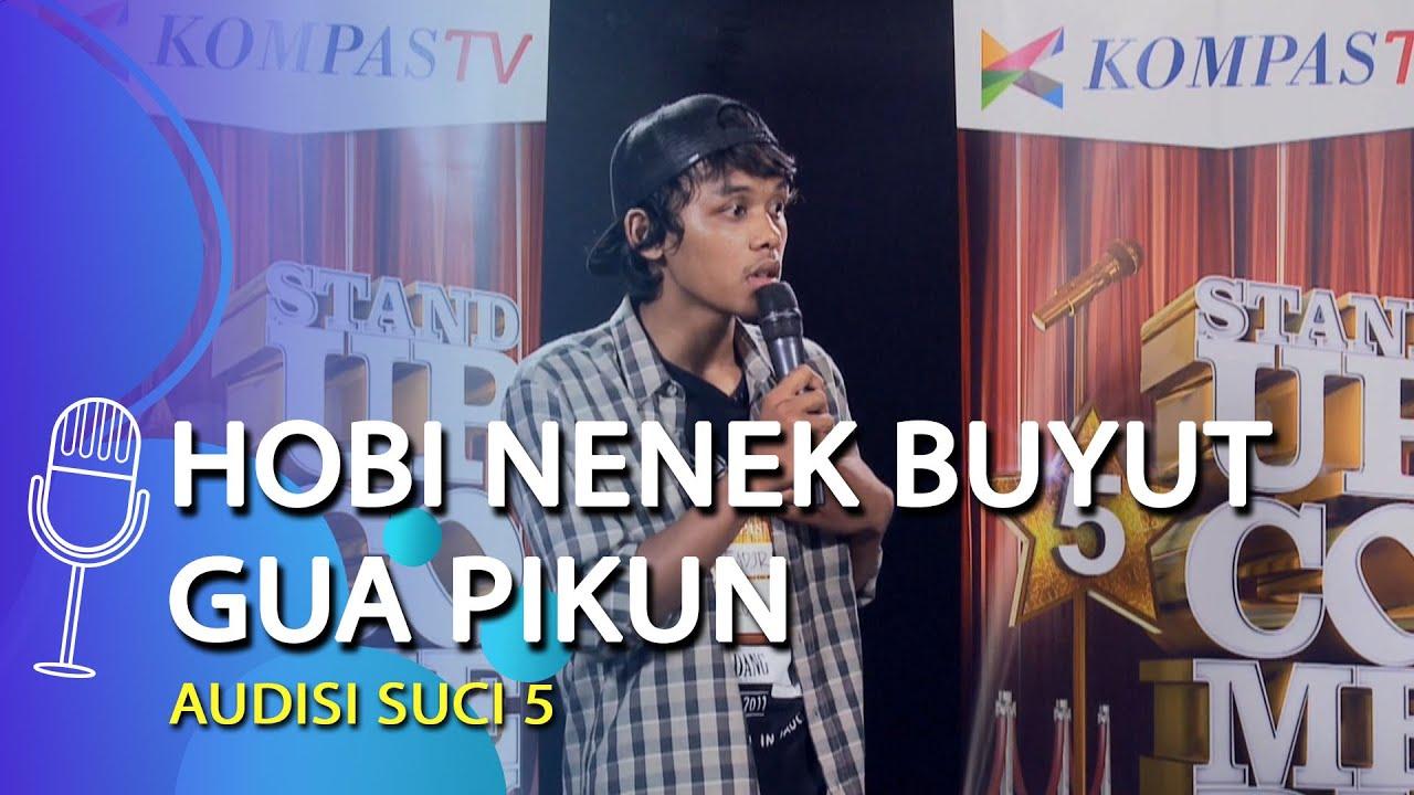 Audisi Stand Up Comedy Arif: Saya Ini Gak Hitam, Saya Sawo Matang, tapi... - SUCI 5