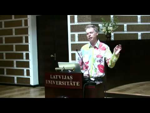 Andy Clark - Perceiving as Predicting (Public Opening Keynote Lecture)