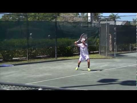 Ray Collins Media: Michael Moore Tennis