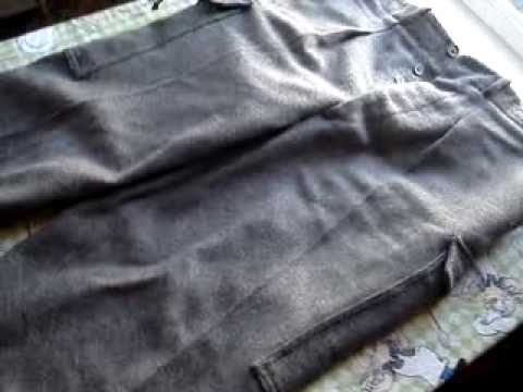 Swedish Wool Pants