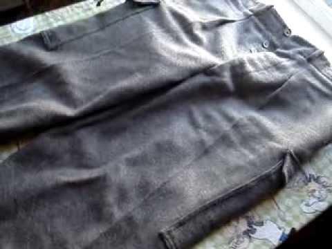 Swedish Wool Pants