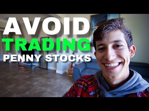 Beginners Should Avoid Trading Penny Stocks (EXPLAINED)