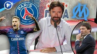"""Julien Cazarre : """"je souhaite à l'OM d'avoir un Leonardo"""""""