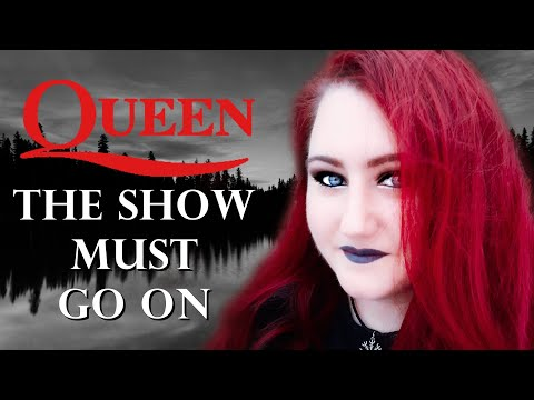 QUEEN 🎤 The Show Must Go On | cover by ANDRA ARIADNA