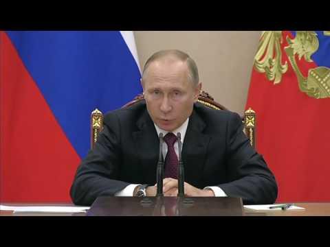 Путин о результатах выборов Это аванс, и его нужно отрабатывать