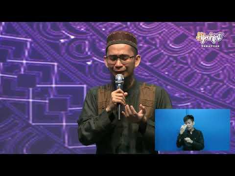 MUHASABAH BERSAMA UST ADI HIDAYAT DI HIJRAHFEST RAMADHAN 2019