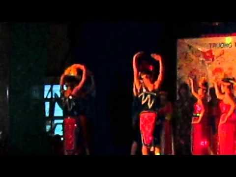 Hát múa ĐẤT VIỆT TIẾNG VỌNG NGÀN ĐỜI lớp 12A3 THPT HÒA BÌNH 2014