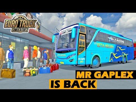 Mr Gaplex Is Back !!! Setia Negara Al Farruq Adu Balap Vs Harjay - ETS2 Mod Indonesia - 동영상