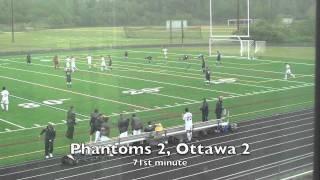 Seacoast United Phantoms vs. Ottawa Fury Highlights 12Jun11