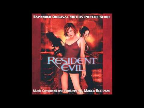 Resident Evil Soundtrack 23. Matt Taken Away - Marco Beltrami