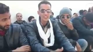 رسالة مؤثرة من الطلاب الموريتانيين في الجزائر