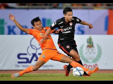 MTUTD.TV ไฮไลท์ฟุตบอลไทยลีก นครราชสีมาฯ 0-1 เอสซีจีเมืองทองฯ 2016