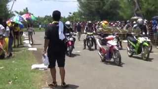 Road Race 2015 - Pemalang Extravaganza Road Race Sirkuit Pantai Widuri 15 Feb 2015 HD