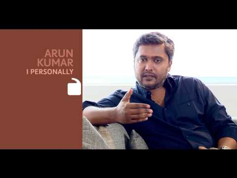 I personally - Arun Kumar Aravind - Part 1 Kappa TV