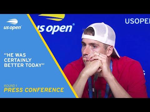 John Isner Press Conference | 2021 US Open Round 1