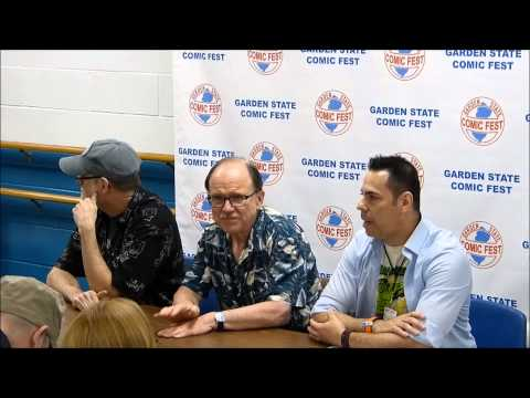 Herb Trimpe Tribute Garden State Comic Con July 26th, 2015 Part One