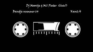 DJ Moortje & MC Pester - Bandje nummer 64 kant A
