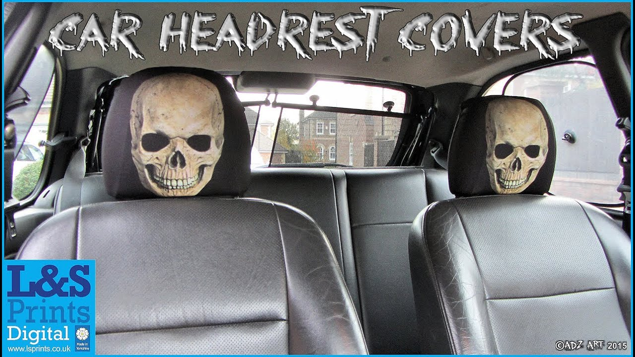 Car Seat Head Covers