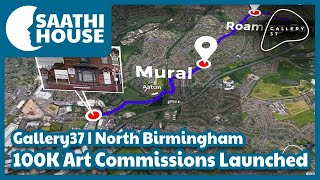 Arts Commissions worth £100K launched in North Birmingham