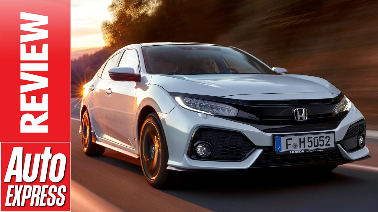 Honda Civic New >> New Honda Civic Review Finally Able To Rival The Best In Its Class