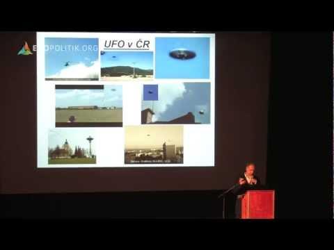 Exopolitics and Project Alfa - UFO abductions in the Czech Republic (Karel Rasin)