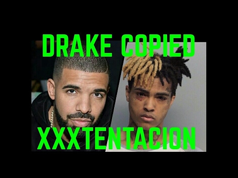 DRAKE COPIED XXXTENTACION TWICE?!?! (PROOF)