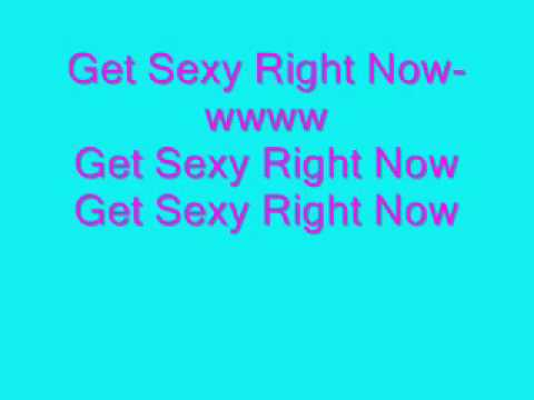 Getsexy lyrics