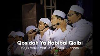 Qosidah Ya Habibal Qolbi - Majlis Riyadlul Jannah