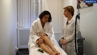 Лазерная эпиляция ног в Laser Lounge Clinic(, 2014-11-12T08:04:41.000Z)