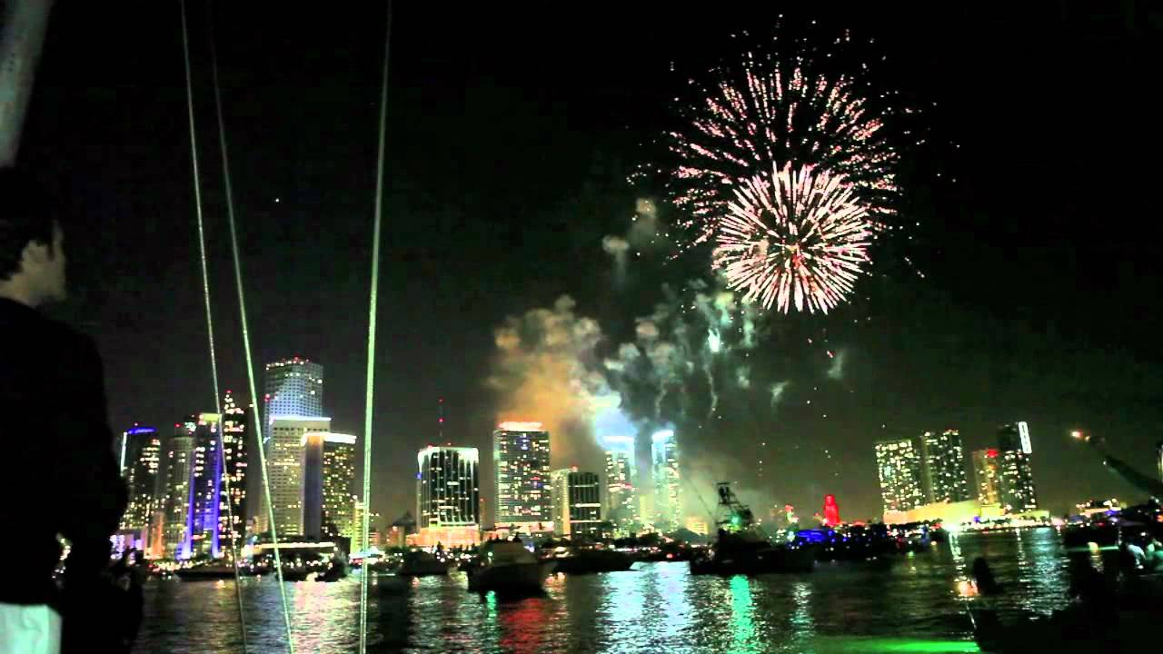 2012 New Year in Miami   YouTube 2012 New Year in Miami