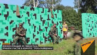 видео Армейские игры закрылись зрелищным «Танковым биатлоном» (ФОТО)
