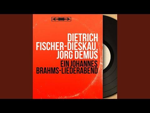 8 Lieder und Gesänge, Op. 59: No. 3, Regenlied