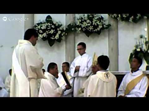Ordinazione Presbiterale Faiver Mañosca. CM