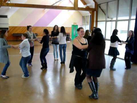 La fougère Stage Moniteurs des groupes d'enfants Elliant novembre 2011