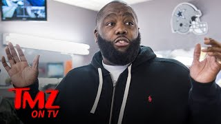 Killer Mike Holds Call with Grassroots Leaders to Address Systemic Racism | TMZ