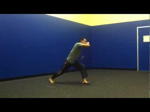 Capoeira Lesson 1