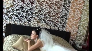 утро невесты  свадьба Шамиль и Виктория