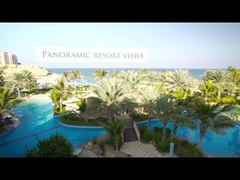Al Bandar Deluxe Sea View Room at Shangri-La Muscat, Oman